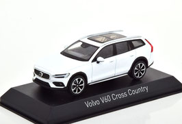Volvo V60 II Cross Country seit 2019 weiss / schwarz