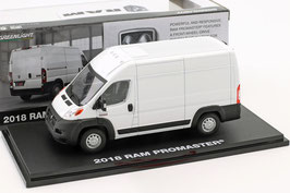 Dodge RAM ProMaster 2500 Cargo seit 2013 Kastenwagen weiss