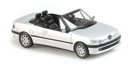 Peugeot 306 Cabriolet Phase II 1997-2002 silber met.