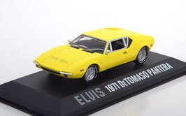 """De Tomaso Pantera 1971 """"ELVIS"""" gelb"""