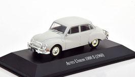 Auto Union 1000 S 1960 hellgrau