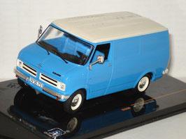 Opel Bedford Blitz Phase I 1973-1980 blau / weiss