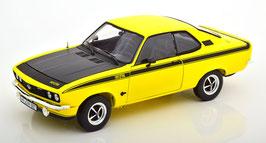 Opel Manta A GT/E 1974-1975 gelb / matt-schwarz