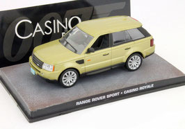 Range Rover Sport Phase I 2005-2010 gold met. James Bond 007 Edition