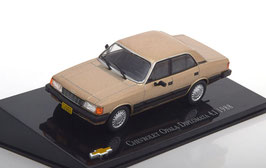 Chevrolet Opala Diplomata 4.1 SE 1988 beige met.
