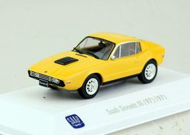 Saab Sonett III (97) 1970-1974 gelb