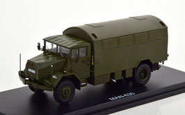 MAN 630 LKW Koffer 1958 Bundeswehr oliv