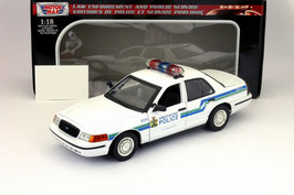Ford Crown Victoria 1997-2011 Police Abbotsford weiss