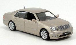 Lexus LS430 2000-2006 gold met.