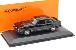 Ford Capri III 3.0 S 1978-1981 schwarz / silber
