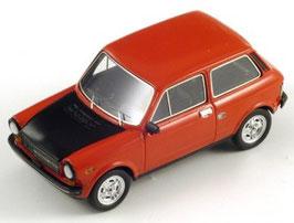 Autobianchi A112 Abarth 70HP 1975 rot / schwarz