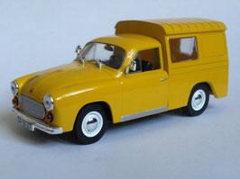Syrena 105 Bosto Lieferwagen 1971-1983 gelb