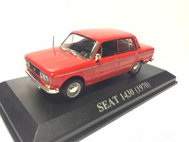 Seat 1430 Limousine 1968-1975 rot
