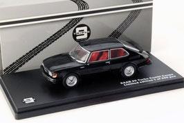 Saab 99 Turbo Coupé 1978-1982 schwarz