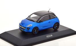 Opel Adam 2012-2019 Arden blau met. / Onyx