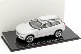 Volvo Concept XC Coupé Detroit Motorshow 2014 weiss met.