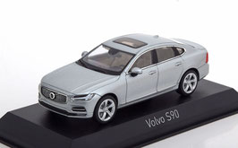 Volvo S90 seit 2016 Electric silber met.