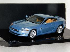 Jaguar XK Coupé Phase I 2006-2009 Zircon blau met.