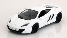 McLaren MP4-12C 2011-2014 weiss