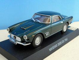 Maserati 3500 GTI 1962-1969 grün met.