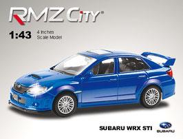 Subaru Impreza III WRX STi 2007-2011 blau