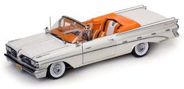Pontiac Bonneville Convertible 1959 creme