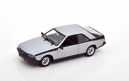 Renault Fuego Phase I 1979-1984 silber / met. / schwarz