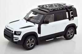 Land Rover Defender II 110 seit 2020 weiss / schwarz