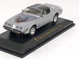 Pontiac Firebird TransAm 1979-1981  silber met.