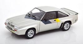 Opel Manta B 400 1981-1982 silber met. / Decor