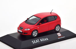 Seat Altea Phase I 2004-2009 rot