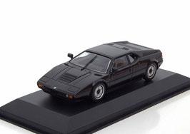 BMW M1 1978-1981 schwarz