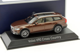 Volvo V90 Cross Country seit 2017 Maple brown met.