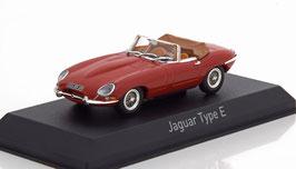 Jaguar E-Type Roadster Serie I 1961-1966 rot