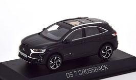 Citroën DS 7 Crossback seit 2018 schwarz