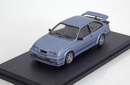 Ford Sierra Cosworth RS500 1987 RHD hellblau met.