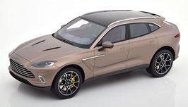 Aston Martin DBX seit 2020 dunkelbeige met.