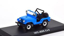 "Jeep CJ-5 1972 ""TV-Sitcom Mork & Mindy 1978-1982 blau / schwarz"""