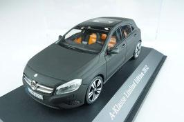 Mercedes-Benz A-Klasse W176 Phase I 2012-2015 matt-schwarz