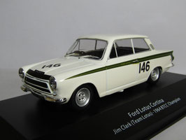 Ford Cortina Lotus #146 Team Lotus BTCC Champion 1964 Jim Clark