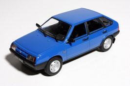 Lada Samara/ VAZ-2109 5-Türer 1984-2004 blau