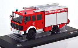 """Mercedes-Benz LF 16/12 """"Feuerwehr Essen 1995 rot / schwarz / weiss / silber"""""""