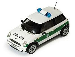 Mini Cooper 2002 Polizei Deutschland