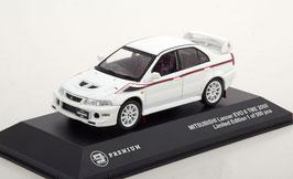 "Mitsubishi Lancer EVO VI 1999 weiss ""TME / Tommi Makinen Edition"