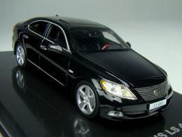 Lexus LS 460 Phase I 2007-2013 schwarz met.
