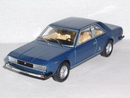 Fiat 130 Coupé 1971-1977 blau met.