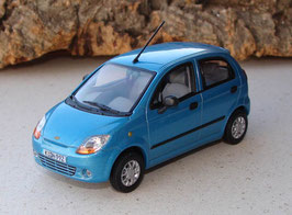 Chevrolet Matiz II 2005-2010 hellblau met.