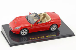 Ferrari California Convertible Phase I 2008-2014 rot
