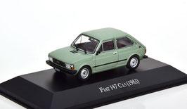 Fiat 147 CL5 1983 hellgrün met.