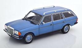 Mercedes-Benz 200 T S123 Phase III 1982-1986 hellblau met.